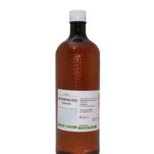 Дестилирана вода x1000 мл Chemax Pharma