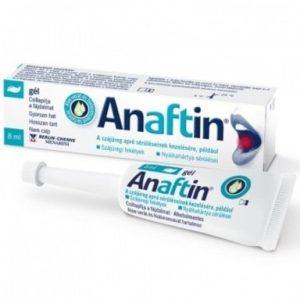 Anaftin Гел туба за ранички по устата x8 мл Berlin-Chemie