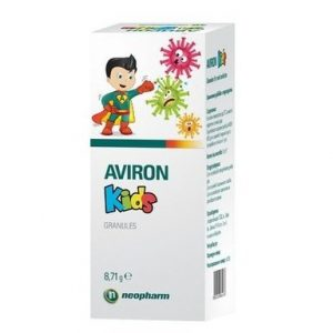 Aviron Kids гранула за силен имунитет х8.71 г Neopharm