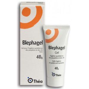 Blephagel Хигиена за клепачи х30 мл