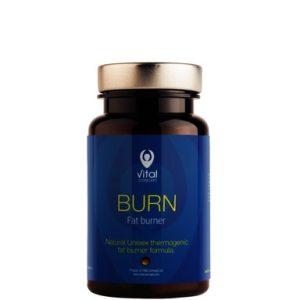 Burn за изгаряне на мазнини х60 капсули Vital Concept