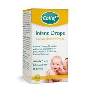 Colief Капки за бебета срещу колики х15 мл