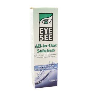Eye See Универсален разтвор за лещи х360 мл