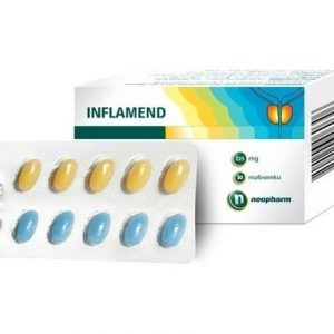 Inflamend 225 мг х30 таблетки Neopharm