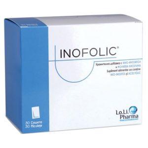 Inofolic с инозитол и фолиева киселина x30 сашета Lo. Li. Pharma