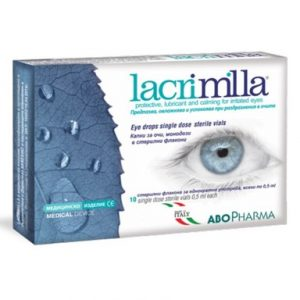 Lacrimilla Капки за очи 10 x0.5 мл Abopharma