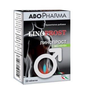 Linoprost за здрава простата х30 таблетки Abopharma