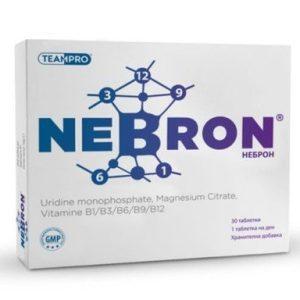 Nebron за периферната нервна система х30 таблетки