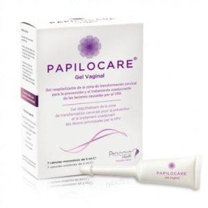 Papilocare Вагинален гел 5 мл х7 бр