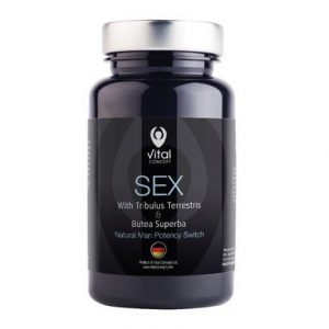 Sex за стимулиране на сексуалната функция х60 капсули Vital Concept